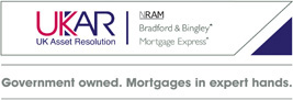 UK Asset Resolution,(NRAM) Bradford & Bingley, Mortgage Express, Government owned. Mortgages in expert hands